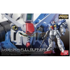 Real Grade RG 13 Gundam GP01Fb Full Burnern